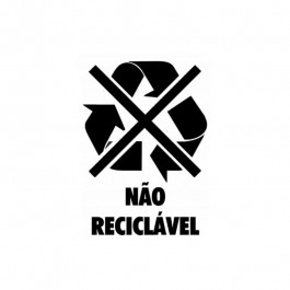 ADESIVO NÃO RECICLÁVEL - JSN