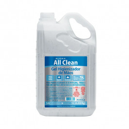 ÁLCOOL GEL 70° ALL CLEAN 5L - AUDAX