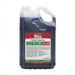 DESINFETANTE FLORAL MAX 5L - AUDAX