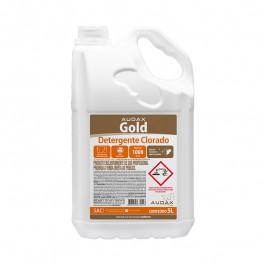 DETERGENTE CLORADO GOLD 5L - AUDAX