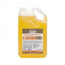 DETERGENTE NEUTRO GOLD 5L - AUDAX