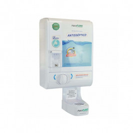 DISPENSER ENXAGUANTE BUCAL EVOLUTION - MACHFLOSS