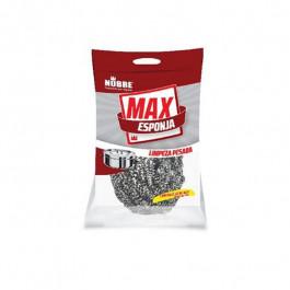 ESPONJA DE AÇO INOX MAX - NOBRE
