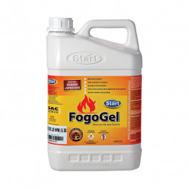 ALCOOL GEL ACENDEDOR FOGOGEL 5L - START