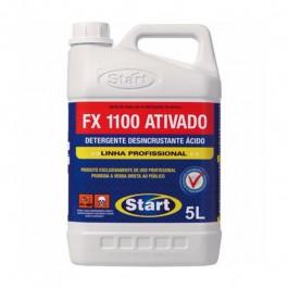 DETERGENTE DESINCRUSTANTE ÁCIDO FX 1100 5L - START