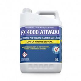 DETERGENTE DESINCRUSTANTE ÁCIDO FX 4000 5L - START