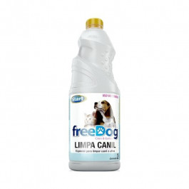 LIMPA CANIL FREE DOG 2L - START
