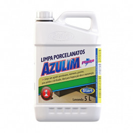 LIMPA PORCELANATOS AZULIM 5L - START