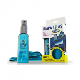 LIMPA TELAS 120ML  - START