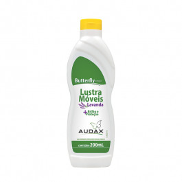 LUSTRA MOVEIS BUTTERFLY 200ML - AUDAX