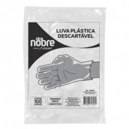 luva-plástica-descartável-nobre