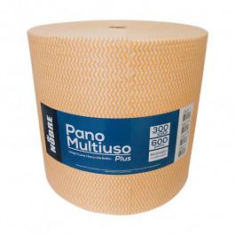 PANO MULTIUSO LARANJA 300M X 30CM - NOBRE