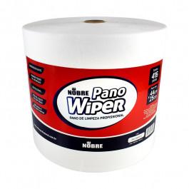 PANO WIPER BRANCO PARA LIMPEZA PROFISSIONAL - NOBRE